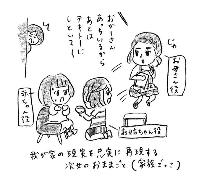 家族ごっこ 福岡